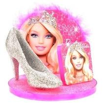 Enfeite De Mesa Com Decoração Barbie
