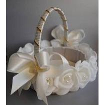 Cesta Florista Para Casamento