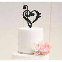 Topo De Bolo Em Acrílico - Casamento - Aniversário - 15 Anos