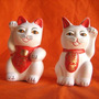 Gatos Da Sorte - Gatinhos Chinês - Maneki Neko - Manekineko