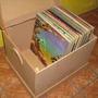 Baú Gigante - Caixa Para Lp Disco Vinil - Brinquedos, Etc