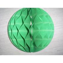 Lanterna Balão Chines Papel Seda 25cm C/2peças