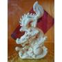 Dragão Chinês Dourado Da Sorte - Ótimo Amuleto Ou Presente