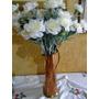 Flor Artificial Buque De Cravo