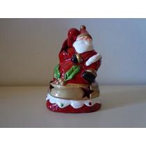 Enfeite De Natal - Papail Noel - Led
