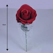 Ht Rosa Vermelho 40 Cm (32625009)- Flores Artificiais