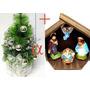 Enfeite Presepio + Árvore De Natal Decorada # Promoção.alfa