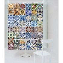 Painel Azulejo Português (não É Adesivo) 10 Azulejos R$ 140