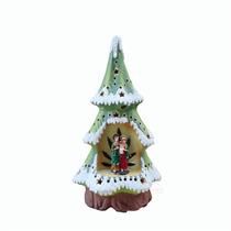 Árvore De Natal Sagrada Família Luminária - Pinheiro - Linda
