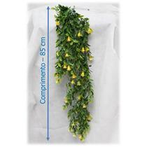Flores Artificiais Importadas Feixe Hibisco 85 Cm - 1 Unid