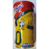 Lata Nescau Copa Do Mundo 2014 - Camisa 10- A62