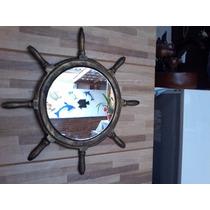 Timão Em Fibra De Vidro, Com Espelho