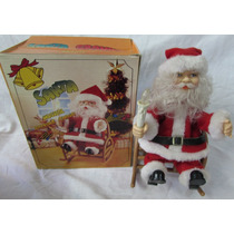 Papai Noel Na Cadeira De Balanço - Toca Música - A84