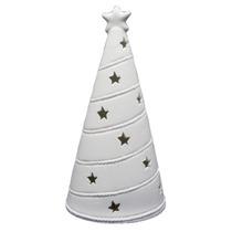 Árvore Natal Lux Cone C/ Led - Frete Grátis