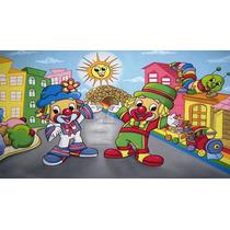 Painel Decoração De Festa Patati Patata - 2x1
