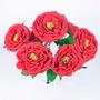 Buquê De Rosas Cores Variadas 45 Cm - Flores Artificiais