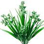 Bq C/ Mini Flor Cor Sortida 33cm (0087) -flores Artificiais