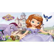 Painel Decoração De Festa Princesa Sofia - 2x1,50