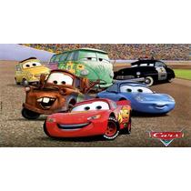 Painel Decoração Festa Carros Disney 2x1