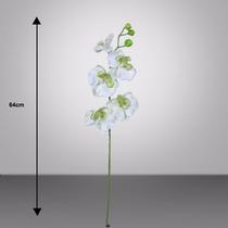 Haste Orquídea Cor Sortida 62 Cm - Flores Artificiais