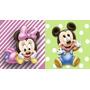 Painel Decoração Festa Baby Disney Mickey Minnie Baby 2x1,50