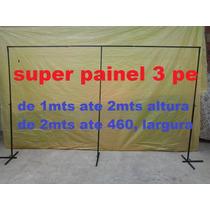 Mega Suporte Para Painel Banner Baloes 3 Pes 189,99