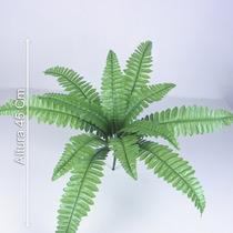 Bq Avenca 12 Verde 46 Cm (00791) Flores Artificiais