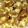 500 Petalas Rosas Dourada Artificiais