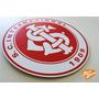 Quadro Decorativo Placa Internacional Mdf 3mm Times Futebol