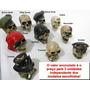Crânios Em Resina - Caveiras - Escolha E Compre 3
