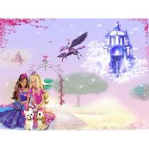 Barbie Adesivo Painel Lindas Imagens Com Alta Resolução