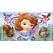 Painel Decoração De Festa Princesa Sofia - 3x2