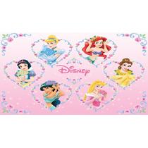 Painel Para Festa Infantil Princesa Disney,1x70 Frete Gratis