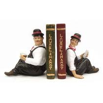 Aparador De Livro - Gordo E Magro