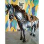 Decoração Artesanato Cavalo Em Mdf E Madeira Nobre! Lindo