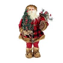 Papai Noel Vermelho Boneco Natal 65 Cm I835232