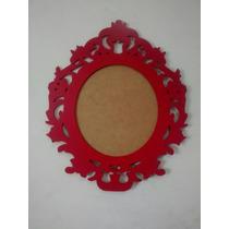 Moldura Provençal Mdf Espelho,decoração 40cm
