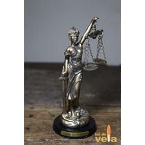 Estátua Deusa Dama Da Justiça Direito/advocacia