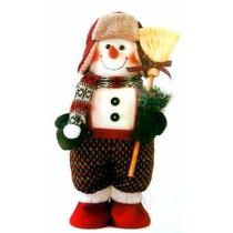 Boneco De Neve P/ Enfeite Natal Decoração Natalina