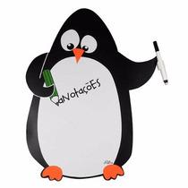 Imã De Geladeira Pvc Pinguim 36 X 29 Cm (ref: 02212)