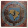 Placa Nossa Senhora Aparecida 1954 25,5x25,5cm 1 Congresso