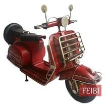 Réplica Moto Metal/mini/antiga/vintage/brinquedo/enfeite