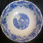 Saladeira Travessa Porcelana Real Antiga Decorativa