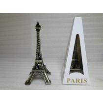 Miniatura Torre Eiffel Paris 33 Cm Metal