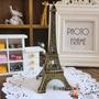 Miniatura Torre Eiffel Paris 18 Cm Linda!
