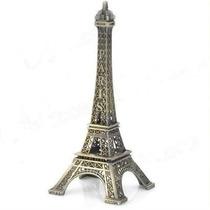 Torre Eiffel 26 Cm Miniatura Maravilhosa