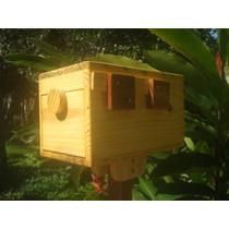Caixa De Correio Americana Eco - Modelo 3