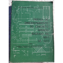 Livro: Prática De Dimensionamento Do Concreto Armado Nb-1