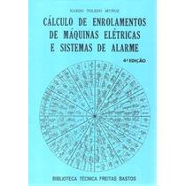 Livro Cálculo Enrolamentos De Máquinas Elétricas Sistemas
