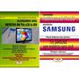 Livro Glossário Defeitos Tvs Lcd Led E Multimarcas Samsung